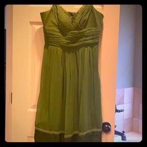 Laundry by Shelli Segal - Green Cocktail Dress